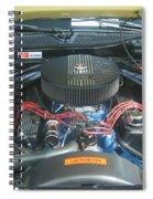 Mustang Mach 1 Spiral Notebook