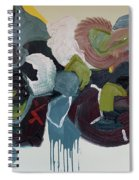 Mute Speed Spiral Notebook