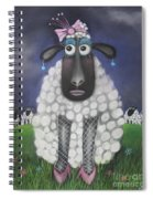 Mutton Dressed As Lamb Spiral Notebook