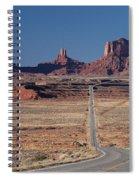 Mv Forest Gump View 7678 Spiral Notebook