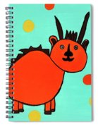 Mwueiy  Spiral Notebook