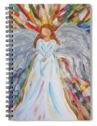 My Angel Spiral Notebook