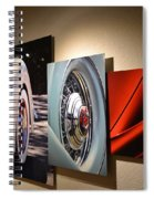 My Art On The Wall Spiral Notebook