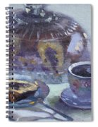 My Breakfast At Lida's Spiral Notebook