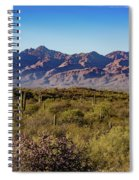 My Catalina Mountains Spiral Notebook