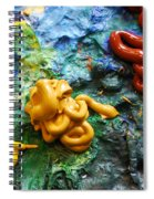 My Colorful Palette Spiral Notebook