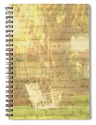 My Dear John Spiral Notebook