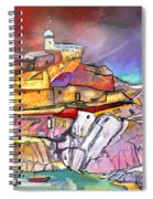 My Dream Place In Spain Spiral Notebook