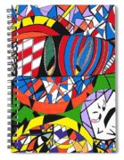 My Eyes Spiral Notebook