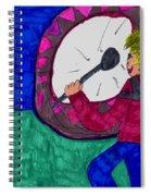 My Fan Spiral Notebook