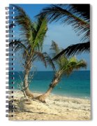 My Favorite Beach Spiral Notebook