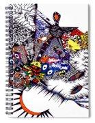 My Feelings Spiral Notebook
