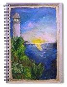 My First Light House Spiral Notebook