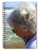 My Grandmother Spiral Notebook