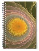 My Guitar Strings Spiral Notebook