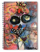 My Heart Is So Happy To Know You Spiral Notebook