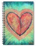 My Heart Loves You Spiral Notebook