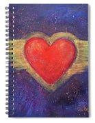 My Heart My Strength Spiral Notebook