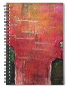 My Hill Painting Spiral Notebook