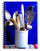 My Kitchen Aids Spiral Notebook