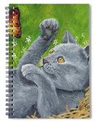 My Kitty Spiral Notebook