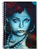 My Lady ... Spiral Notebook