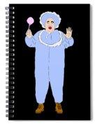 My Last Boyfriend Spiral Notebook