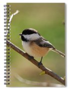 My Little Chickadee Spiral Notebook