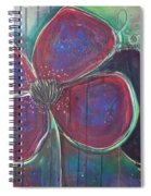 My Love For You Grew And Grew Spiral Notebook