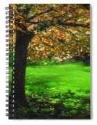 My Love Of Trees I Spiral Notebook
