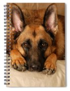 My Loyal Friend Spiral Notebook