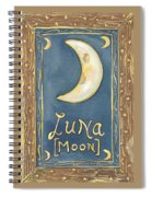 My Luna Spiral Notebook
