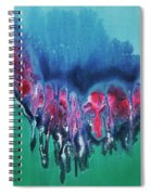 My Melted Heart Spiral Notebook