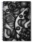 My Mind's Eye Spiral Notebook