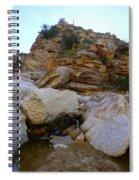 My Mountain Hiking Spot Spiral Notebook