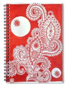 My Name Is Red Spiral Notebook