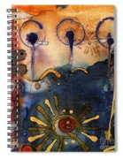 My Own Painted Desert - Completed Spiral Notebook