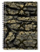 My Pretty Rock Wall Spiral Notebook