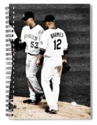 My Rock Collection - Colorado Rockies Spiral Notebook