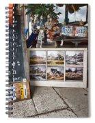 My Secret Stash Spiral Notebook