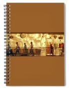 My Shadows 1 Spiral Notebook