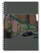 My Sisters Garden Spiral Notebook