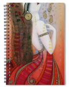 My Soul Is A Moan... Spiral Notebook