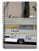 My Stalker Called It Pearl Room Spiral Notebook