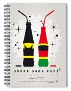 My Super Soda Pops No-01 Spiral Notebook