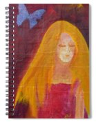 My Sweet Lady Spiral Notebook