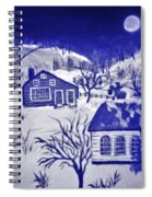 My Take On Grandma Moses Art Spiral Notebook