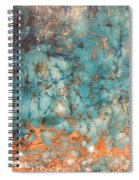 My Turquoise Spiral Notebook