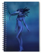 My Walking In My Shoes Girl 7 Spiral Notebook