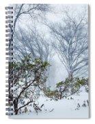 My Winter Love Spiral Notebook